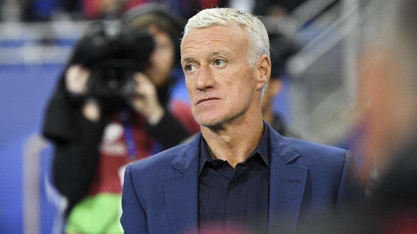 Источник: Федерация футбола Франции предложит Дешаму новый контракт