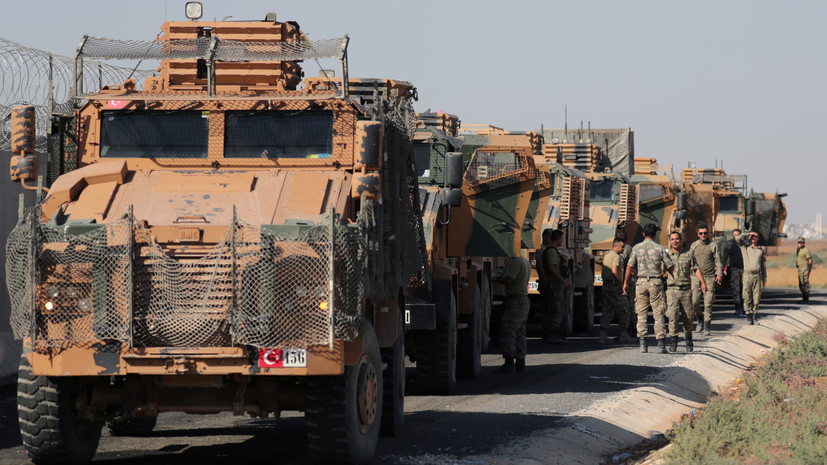 Ликвидация «террористов» и атаки позиций турецкой армии: что известно о ходе операции «Источник мира» в Сирии