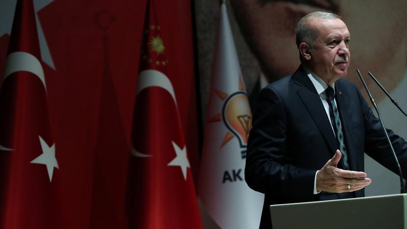 Эрдоган заявил о 18 погибших при обстрелах гражданах Турции