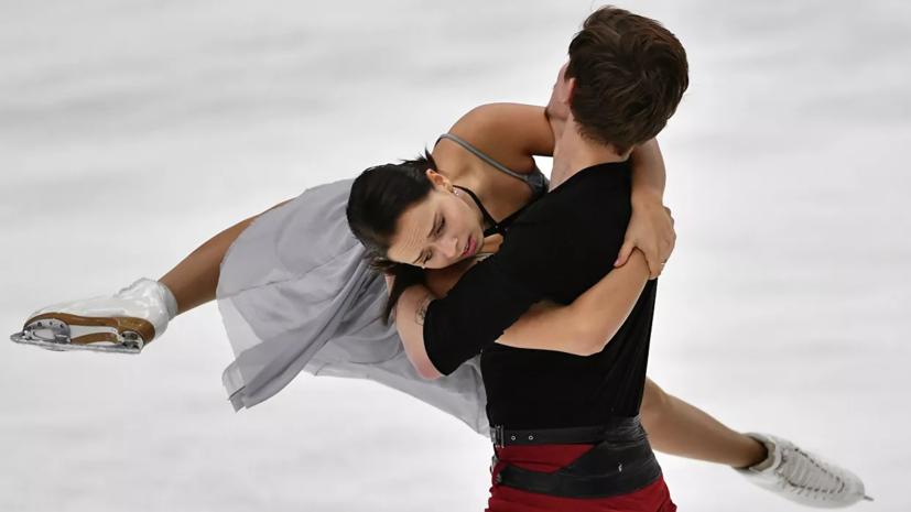 Фигуристы Попова и Мозгов стали третьими на Finlandia Trophy