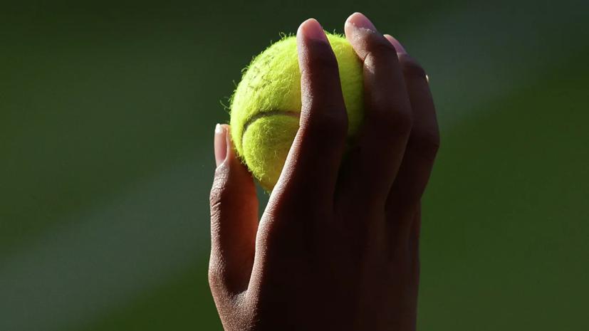 Теннисисты Дубривный и Грачёва пробились в основную сетку Кубка Кремля