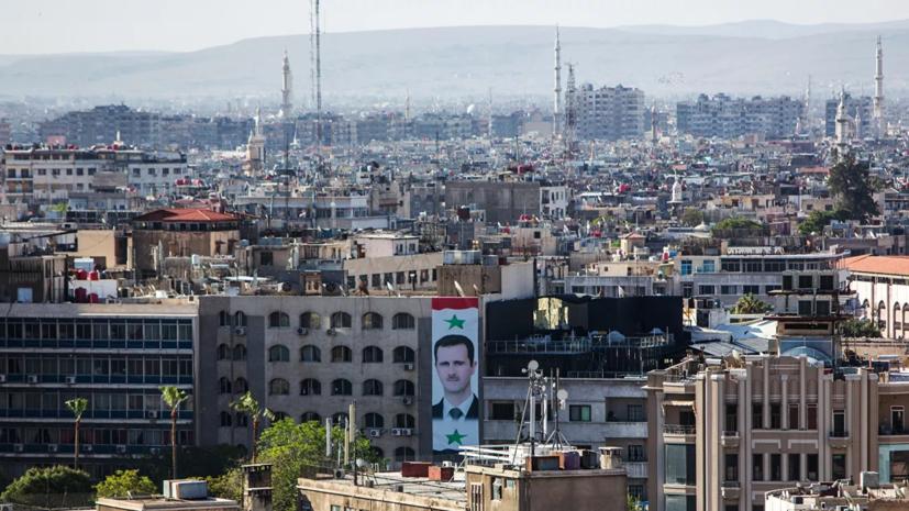 Курды договорились с Дамаском о размещении войск на границе с Турцией