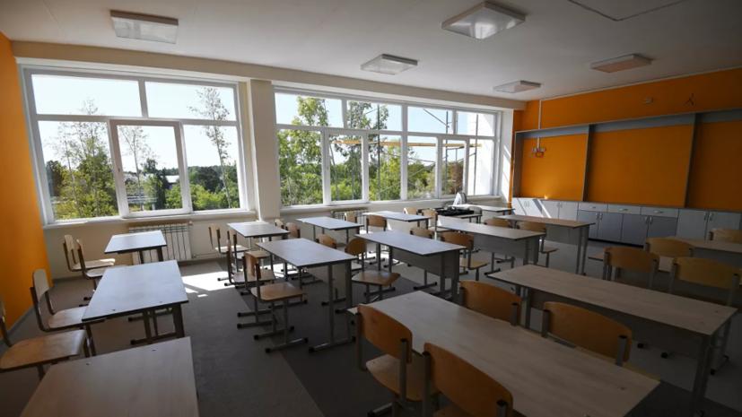 В Томске из школы эвакуировали 425 человек из-за короткого замыкания