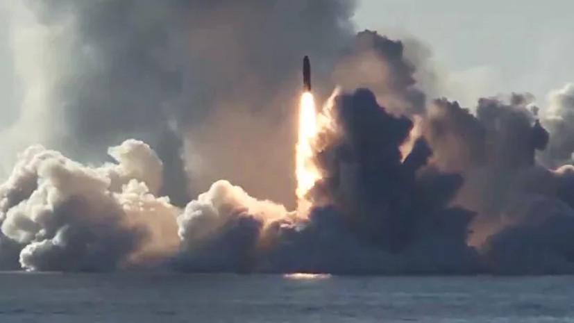 В России на учениях проведут запуск 16 крылатых и баллистических ракет
