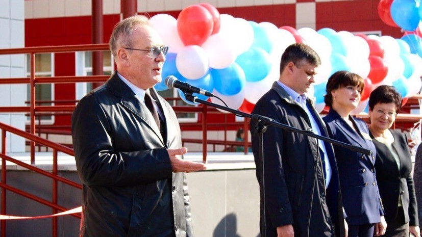 Мэр Абакана погиб в ДТП в Красноярском крае