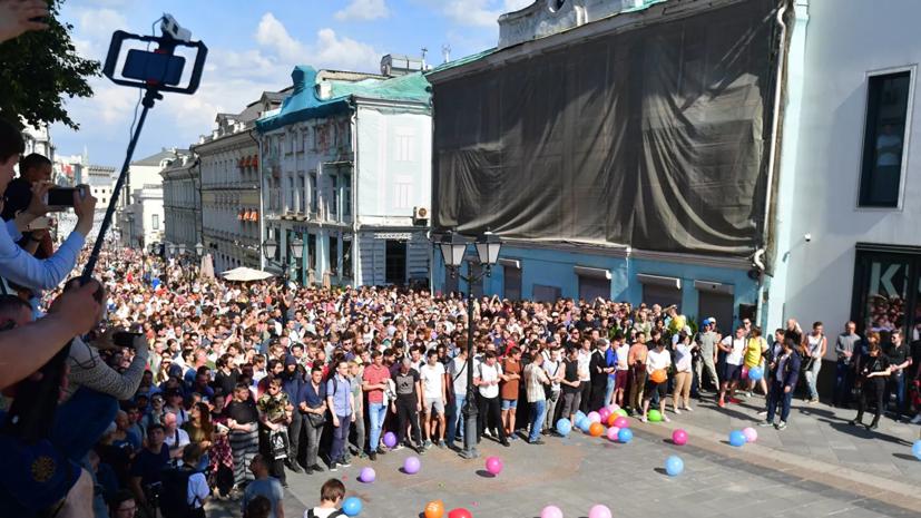 Задержаны ещё четыре человека по делу о беспорядках 27 июля в Москве