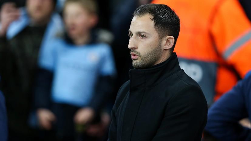 «Спартак» представил Тедеско в качестве нового главного тренера