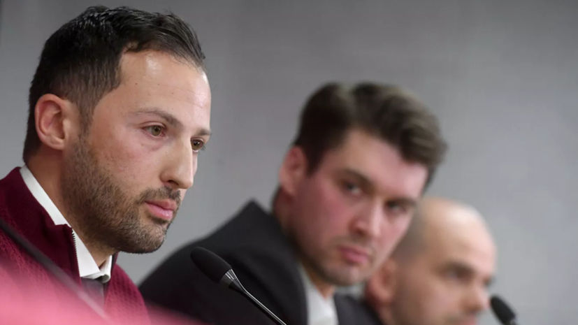 Новый главный тренер «Спартака»: не имею ничего против пиджаков