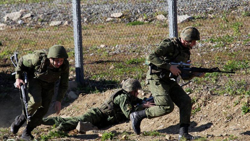 В России стартовали оперативно-тактические учения Росгвардии