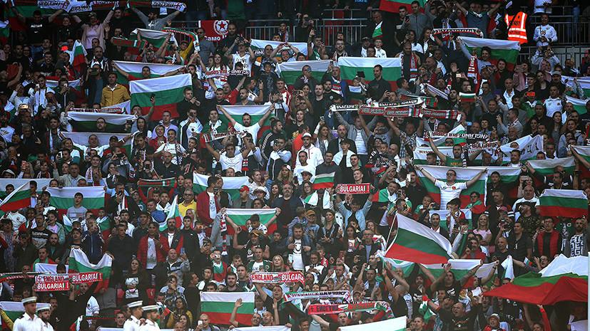 «Одна из самых отвратительных встреч»: что известно о скандале в ходе отборочного матча Евро-2020 Болгария — Англия