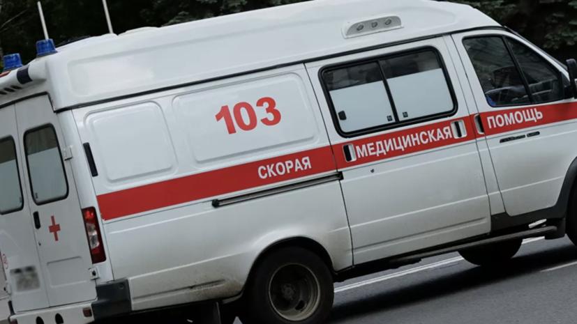 Власти Москвы поздравили столичную скорую помощь с 100-летием