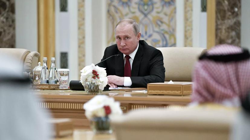 Россия и ОАЭ подписали соглашения на $1,4 млрд