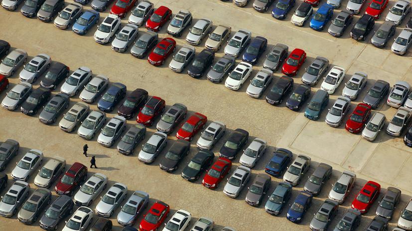 В России запретят ездить на новых машинах без номеров