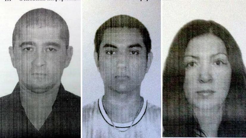 СК показал подозреваемых в убийстве продававшей автомобиль девушки
