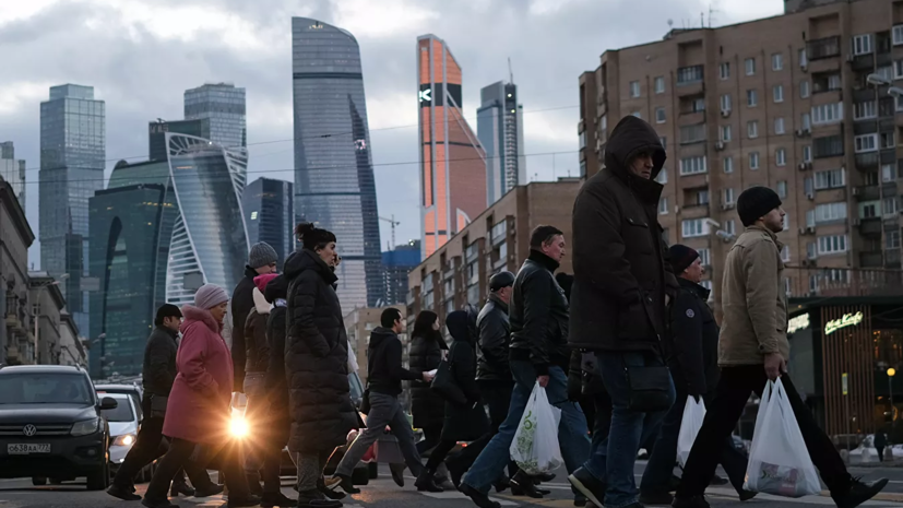 В Москве зафиксированы первые осенние заморозки