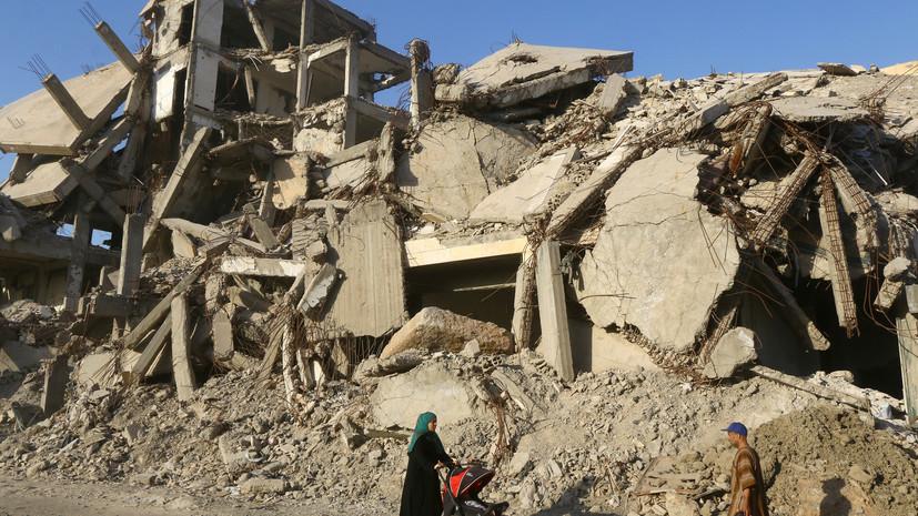 Источник: армия Сирии впервые за пять лет вошла в Ракку