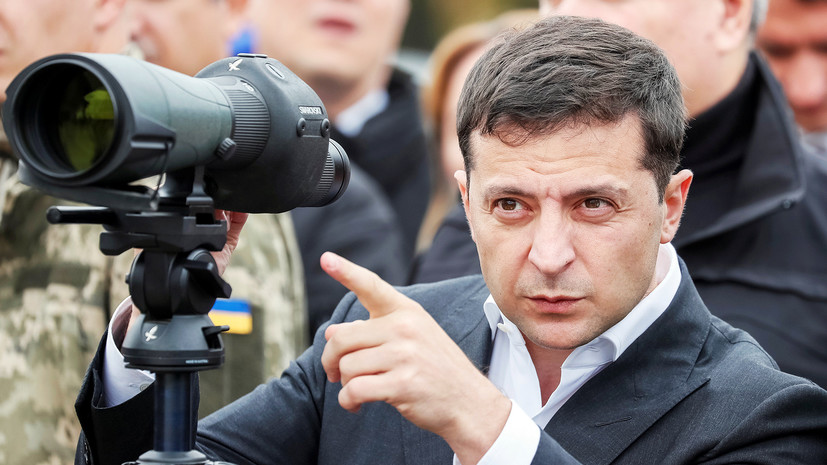 «Заигрывает с радикалами»: Зеленский выдвинул условия реализации Киевом формулы Штайнмайера
