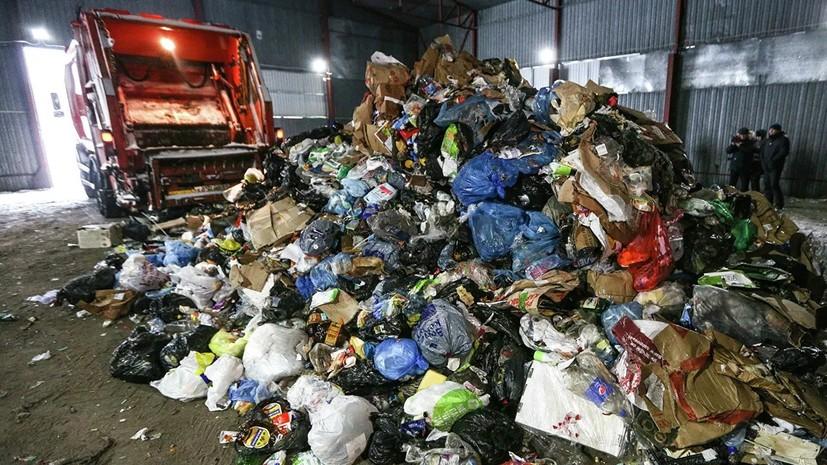В Кировской области введут раздельный сбор мусора с 1 января 2020 года