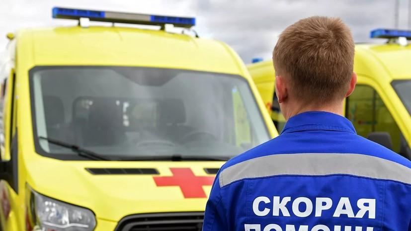 В Чебоксарах 18 человек пострадали в ДТП с троллейбусом