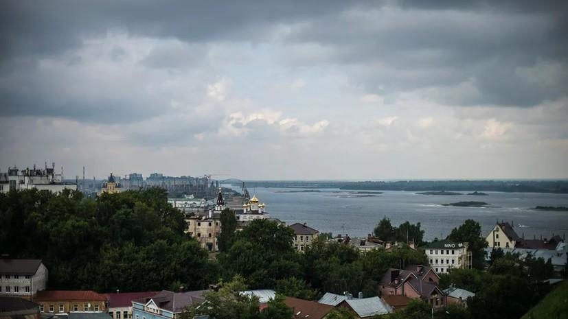 С поверхности Волги в Нижнем Новгороде собрали более 600 литров нефтепродуктов