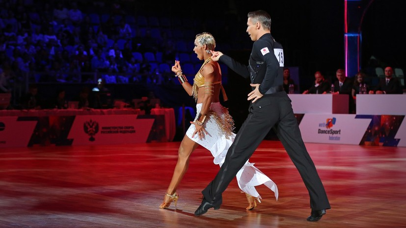 Международные соревнования по танцевальному спорту пройдут 21—27 октября в Москве