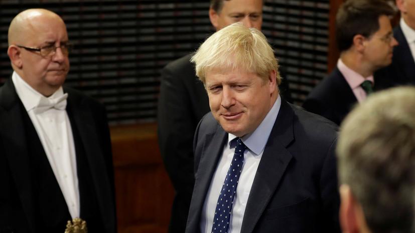 Корбин раскритиковал новое соглашение ЕС и Великобритании по брекситу