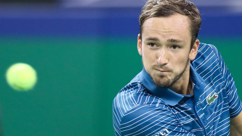 Медведев назвал Хачанова самым болтливым теннисистом
