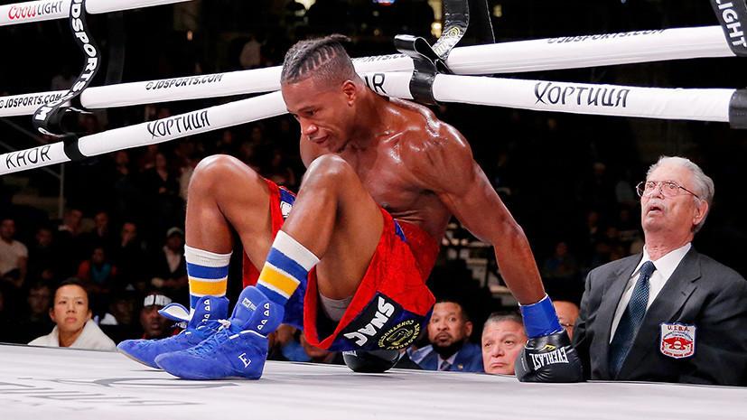 «Бокс — это то, что Пэт очень любил»: в США после боя умер Патрик Дэй