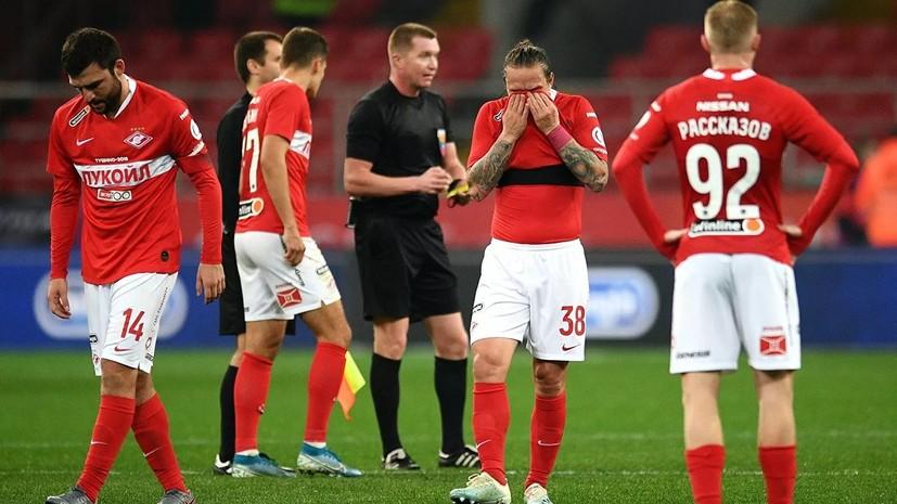 Самедов считает, что «Спартак» на эмоциях после смены тренера должен обыграть «Рубин»