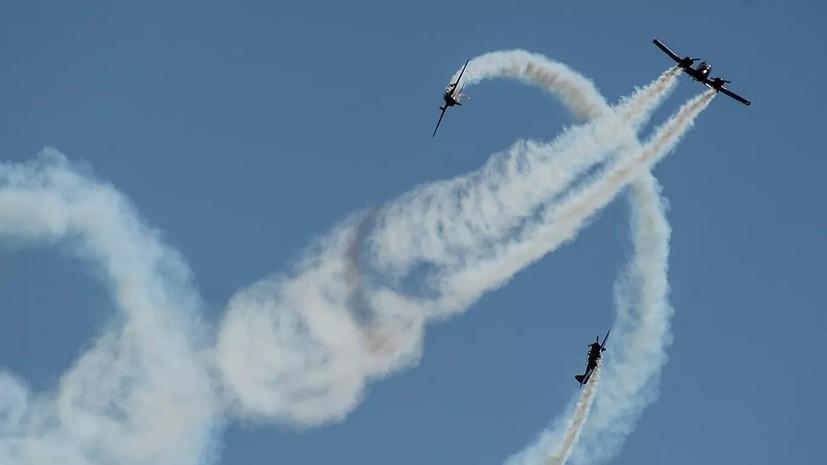 Авиагруппа «Первый полёт» рассказала о планах «печатать» в небе изображения