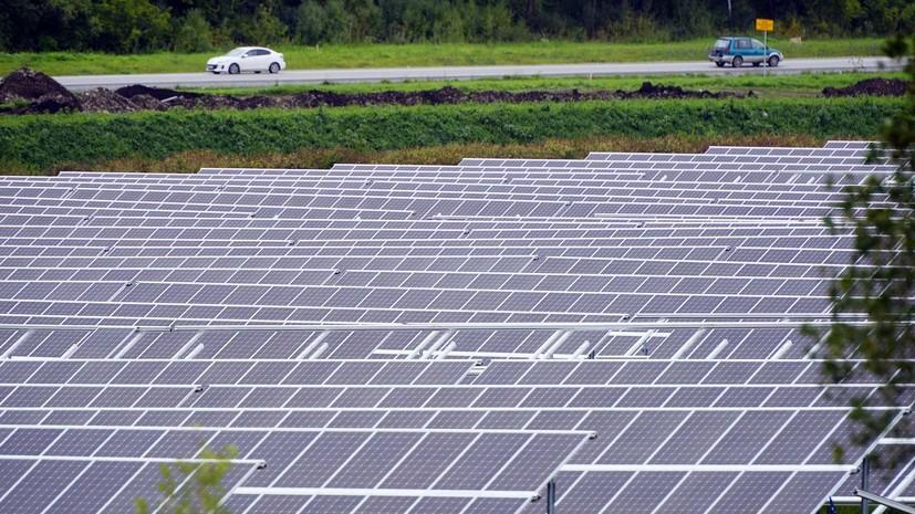 В Саратовской области рассказали об увеличении выработки солнечной энергии в III квартале