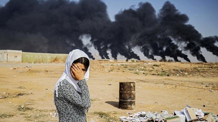 «Затеяли игру»: Турция приостановила военную операцию в Сирии после переговоров с США