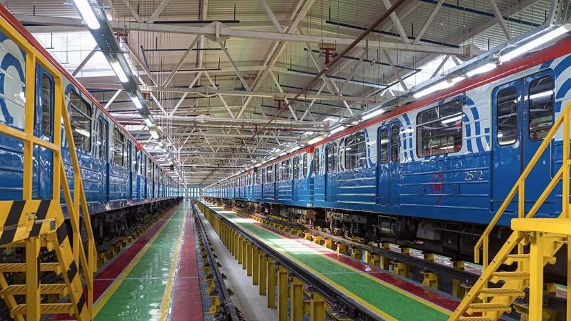 В Новой Москве построят электродепо «Троицкое»