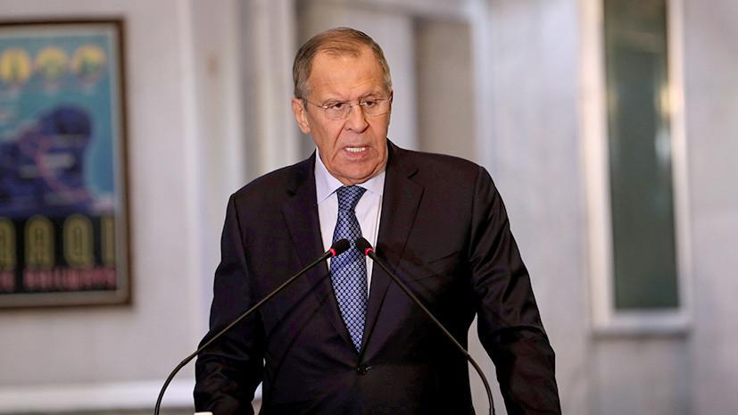 Лавров оценил ситуацию с идеей обоюдного моратория на размещение РСМД