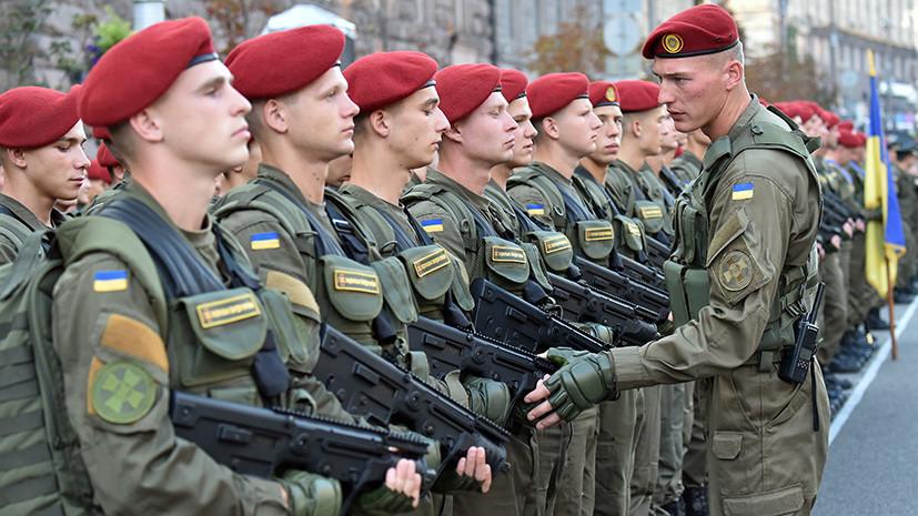 По американским лекалам: почему на Украине отказываются от советских воинских званий