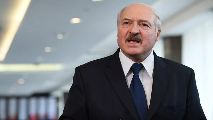Лукашенко связал гвалт в парламенте с мордобоем на площадях