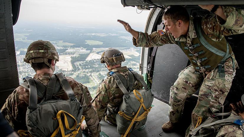 «На словах они могут многое»: как армейский спецназ США планирует противостоять России и Китаю