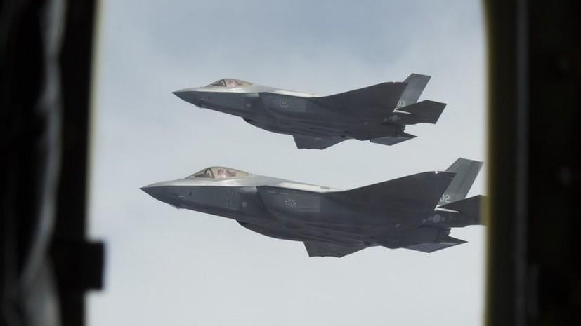 В Пентагоне заявили о продолжении модернизации самолётов в рамках ДОН