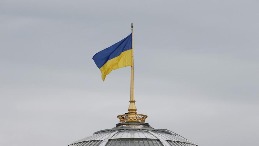 Украина направила России ноту протеста из-за гумпомощи Донбассу
