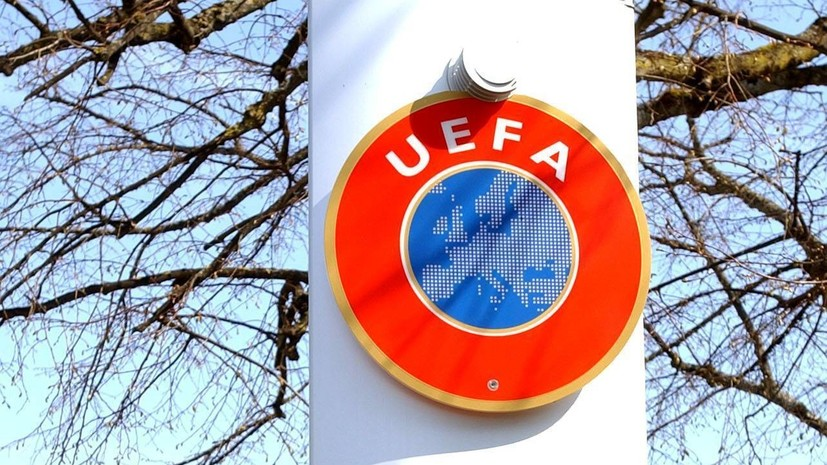 Футбольные команды России и Косова будут разведены во всех турнирах УЕФА