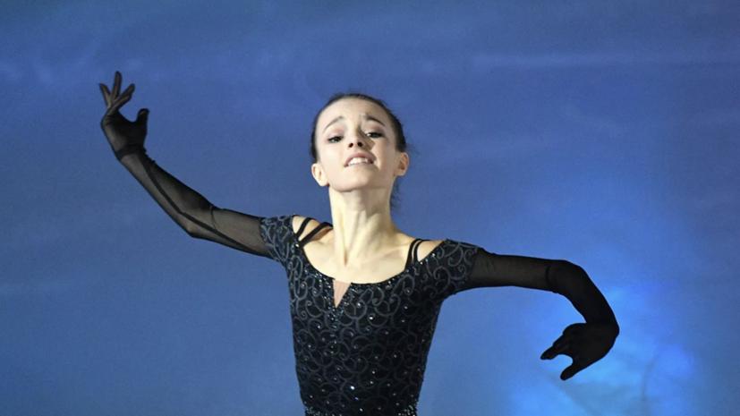 Бутырская рассказала об уникальном элементе 15-летней фигуристки Щербаковой