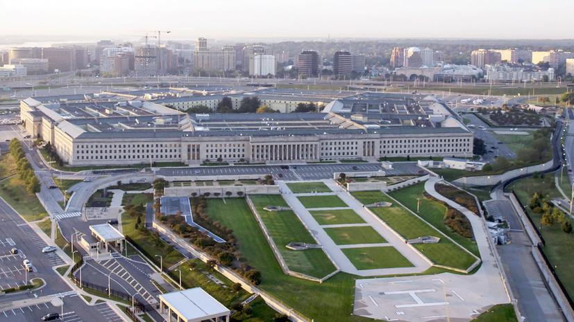 Глава Пентагона отправится на Ближний Восток 19 октября