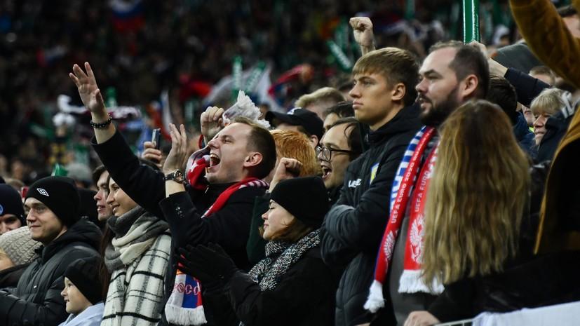 Созин считает, что болельщики команд России и Косова не стали бы устраивать какие-либо инциденты