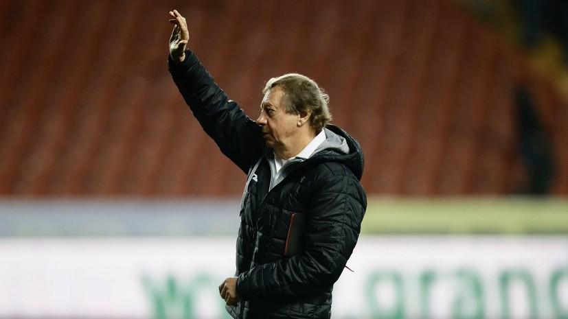 Сёмин заявил, что для «Локомотива» матч с «Ахматом» не был простым