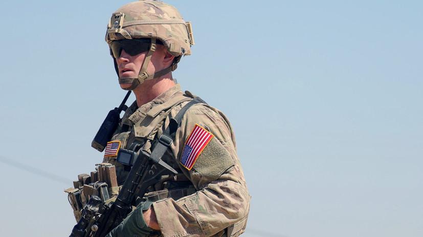 Политолог оценил слова американского сенатора о выводе войск из Сирии