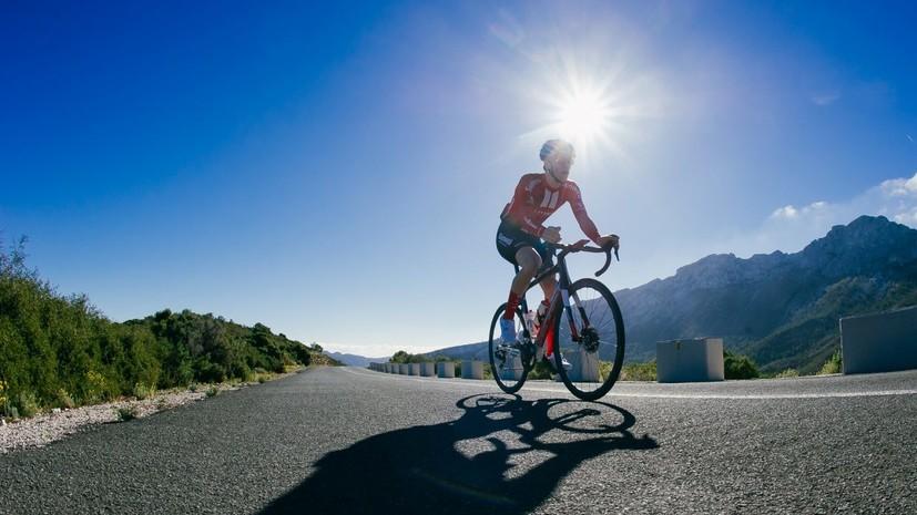 Голландского велогонщика Мааса частично парализовало после аварии во время гонки