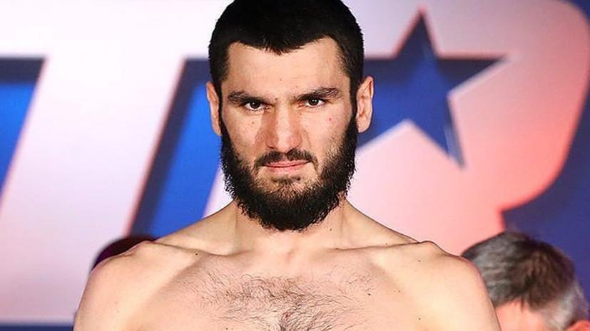 Промоутер назвал имя следующего соперника Бетербиева