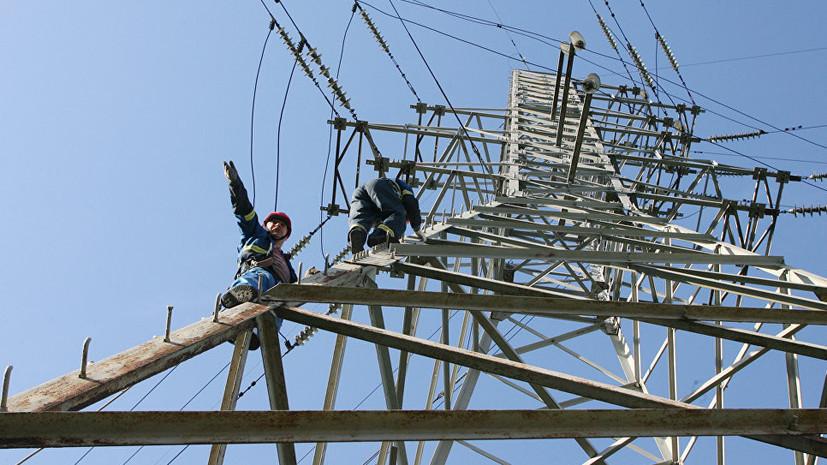 В Солонешенском районе Алтайского края восстановили энергоснабжение