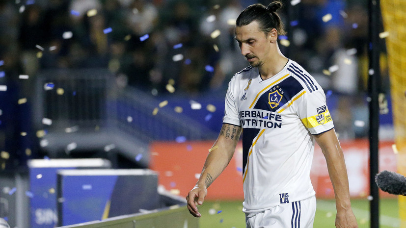 Ибрагимович заявил, что готов вернуться в Серию А, чтобы бороться за самые высокие цели