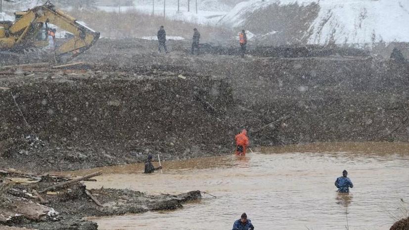 Евросоюз выразил соболезнования в связи с ЧП на дамбе под Красноярском